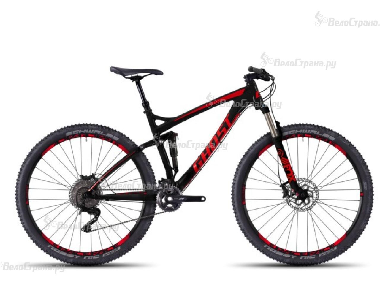 Велосипед Ghost AMR 6 (2016)