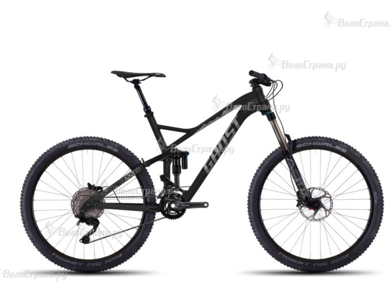 Велосипед Ghost SL AMR X 5 (2016)