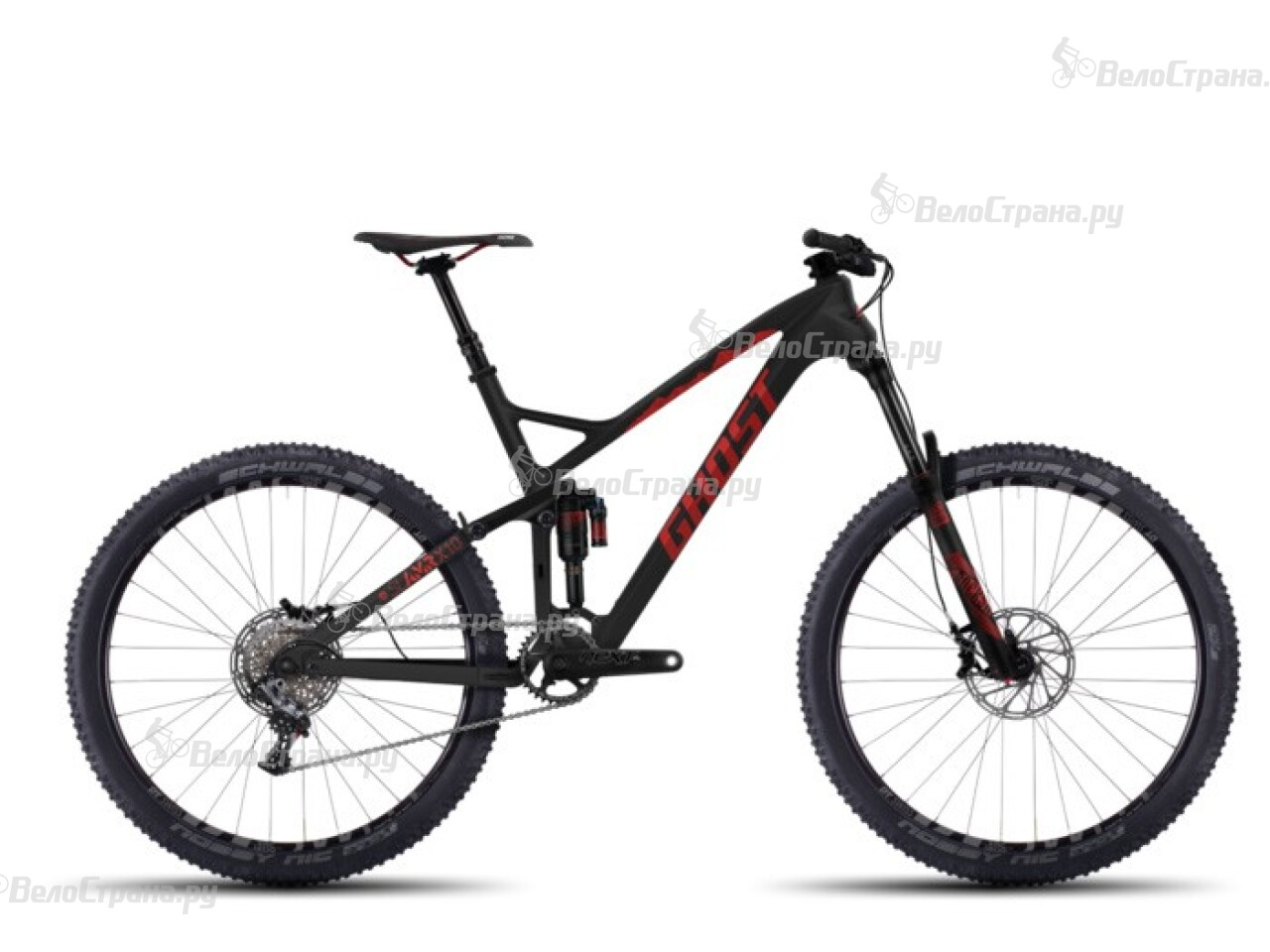 Велосипед Ghost SL AMR X LC 10 (2016)