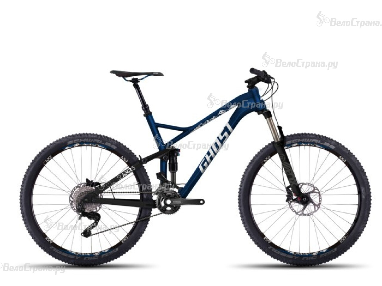 Велосипед Ghost SL AMR 5 (2016)