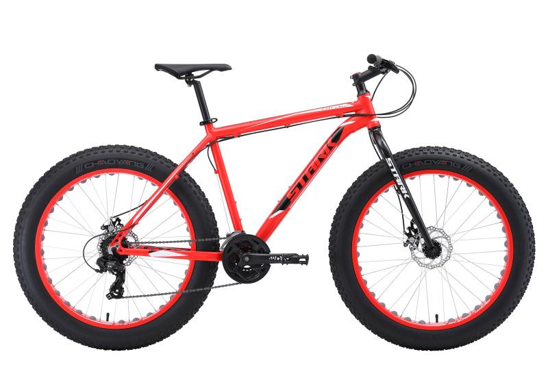 Купить Горный велосипед Stark Fat 26.2 D (2018)
