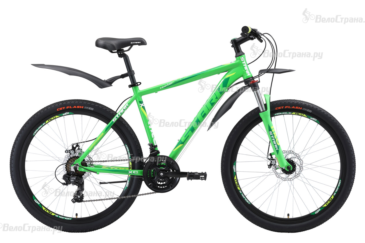 Велосипед Stark Hunter 26.2 D (2018) велосипед stark outpost 26 1 d 2018