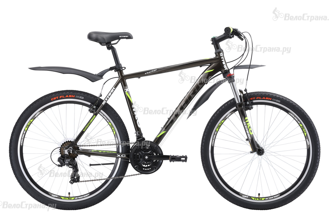 Велосипед Stark Hunter 26.2 V (2018) велосипед stark hunter 2016