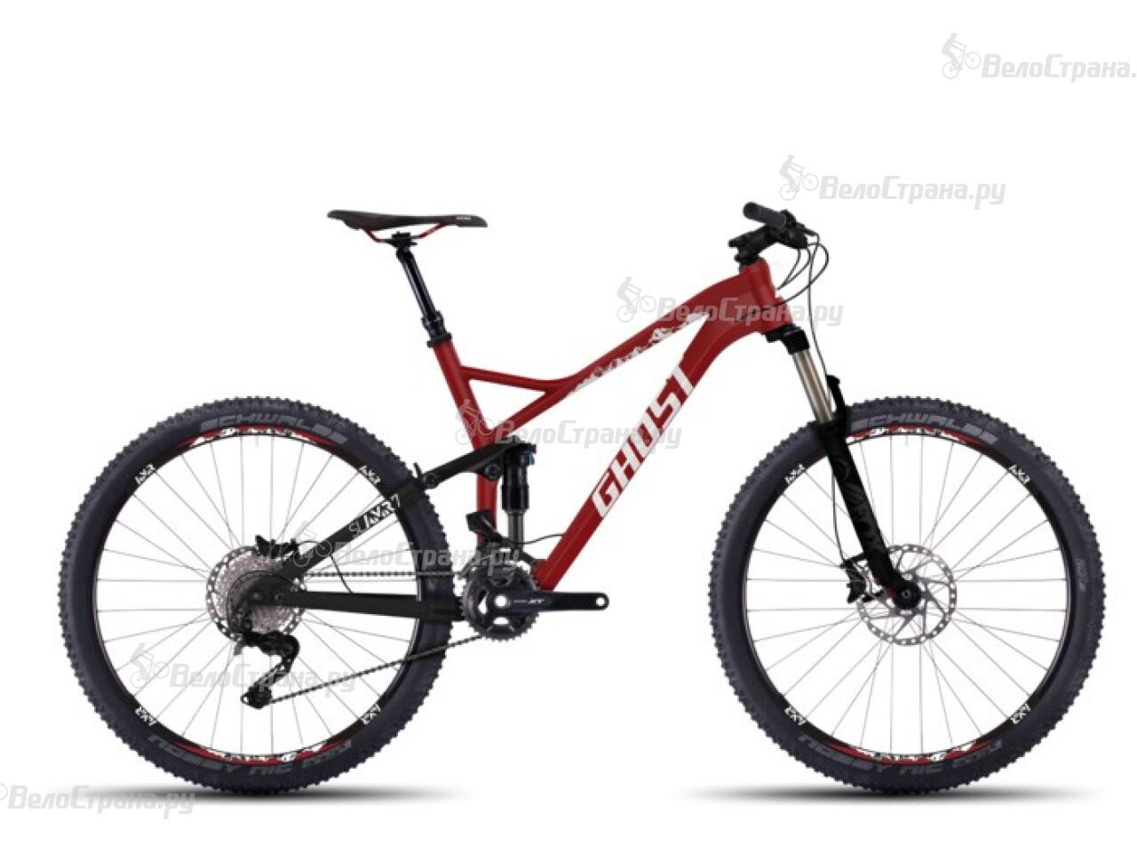 Велосипед Ghost SL AMR 7 (2016) lacywear s 268 amr