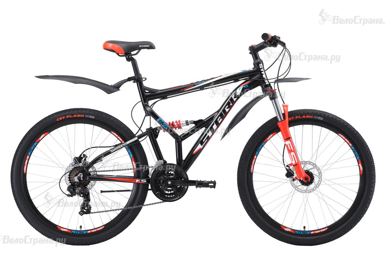Велосипед Stark Jumper 26.2 FS HD (2018) stark jumper 18 2016 black green