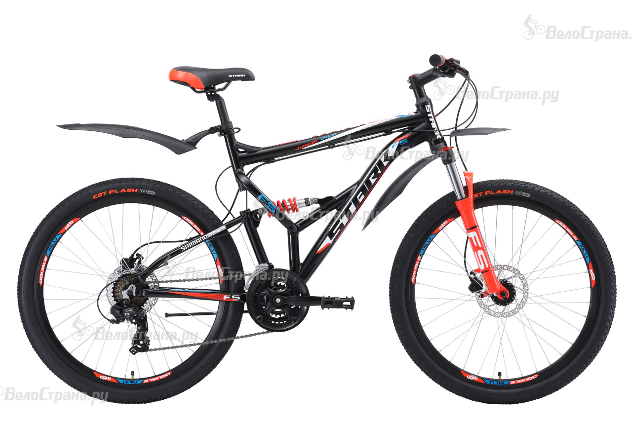 Велосипед Stark Jumper 26.2 FS HD (2018) велосипед stark outpost 26 1 d 2018