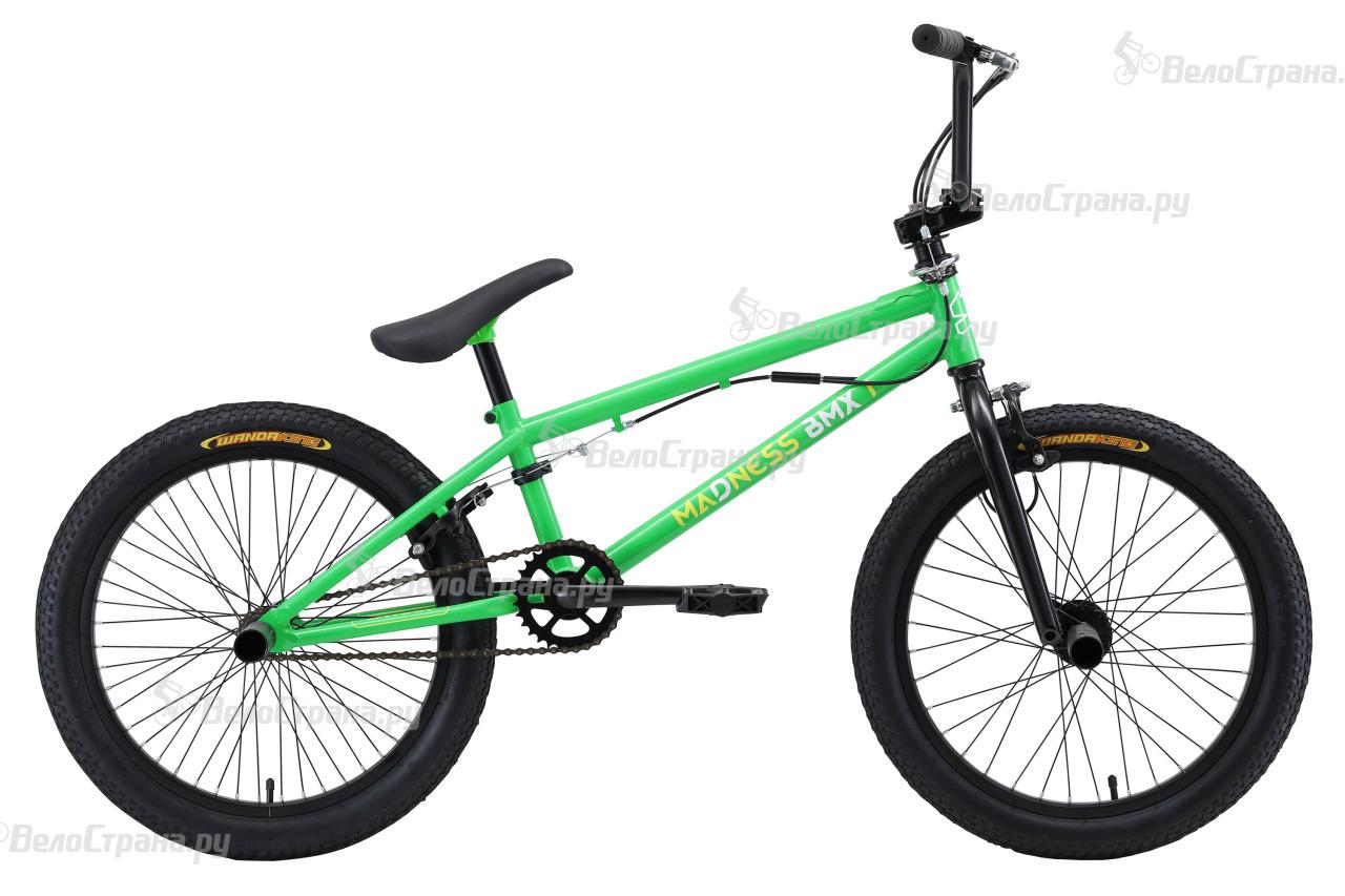Велосипед Stark Madness BMX 1 (2018) велосипед stark madness 20 2016