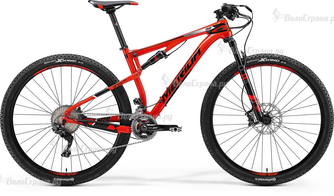 Велосипед Merida Ninety-Six 9.XT (2017) велосипед merida ninety six xt 29 2018