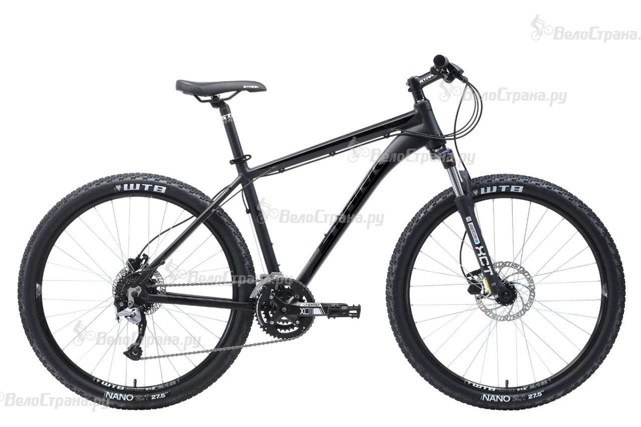 Велосипед Stark Tactic 27.5 HD (2018) велосипед stark tactic disc 26