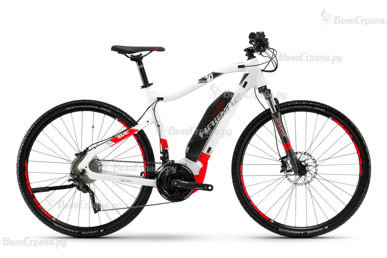 Велосипед Haibike SDURO Cross 6.0 Men 500Wh (2018)