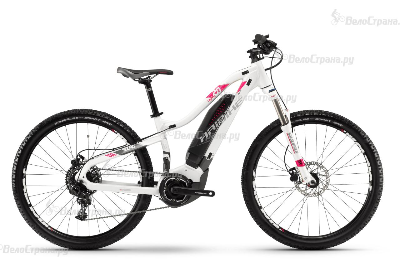 Велосипед Haibike SDURO HardLife 2.0 Ladies (2018) seet hardlife 1 0 27 5 21s ty300 40cm 4165021740