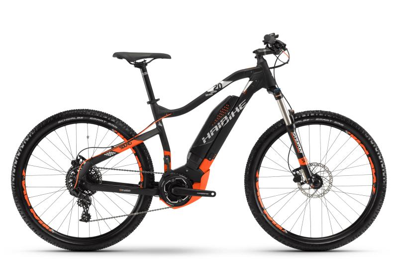 Купить Электровелосипед Haibike SDURO HardSeven 2.0 400Wh (2018)