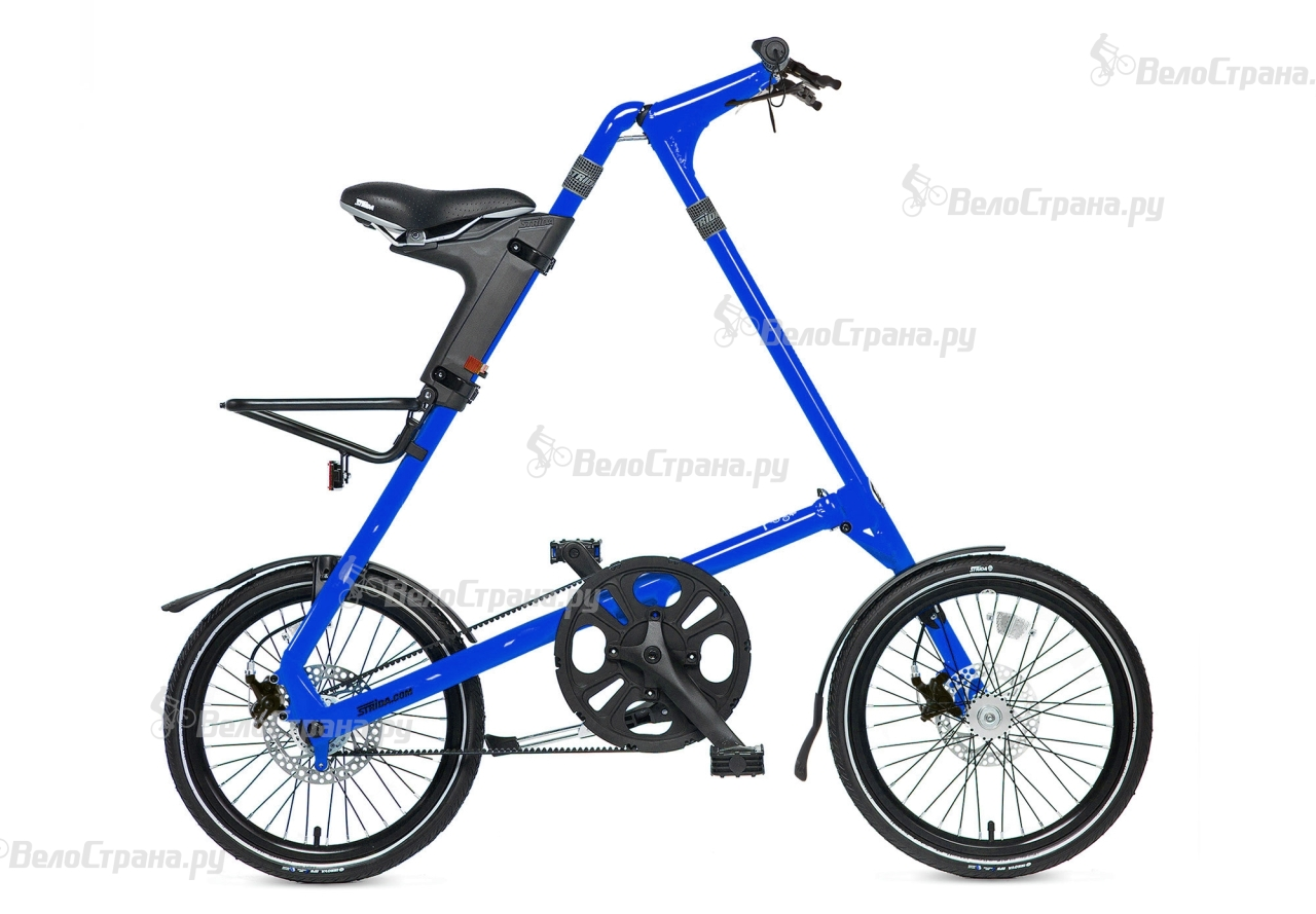 Велосипед Strida SX (2018) bonacure смягчающая маска excellium taming treatment 150 мл