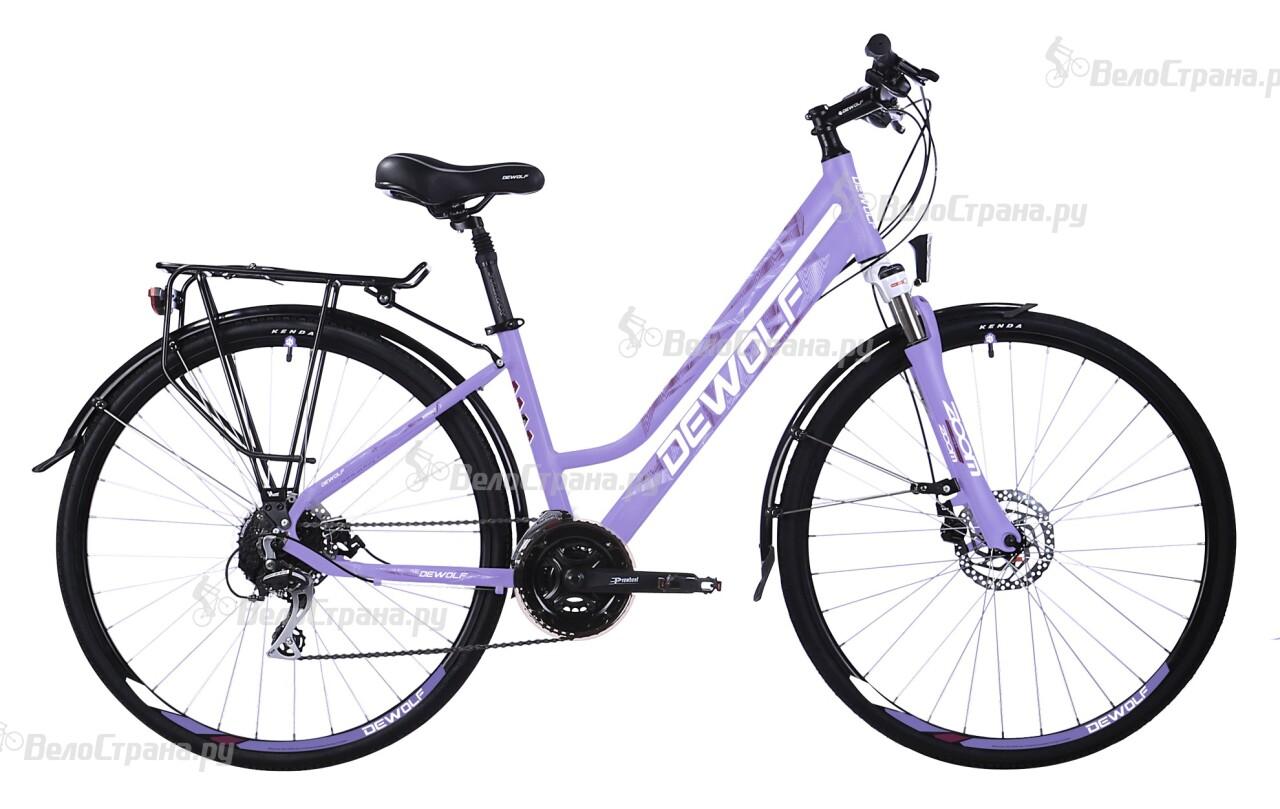 Велосипед Dewolf Asphalt F3 (2018)