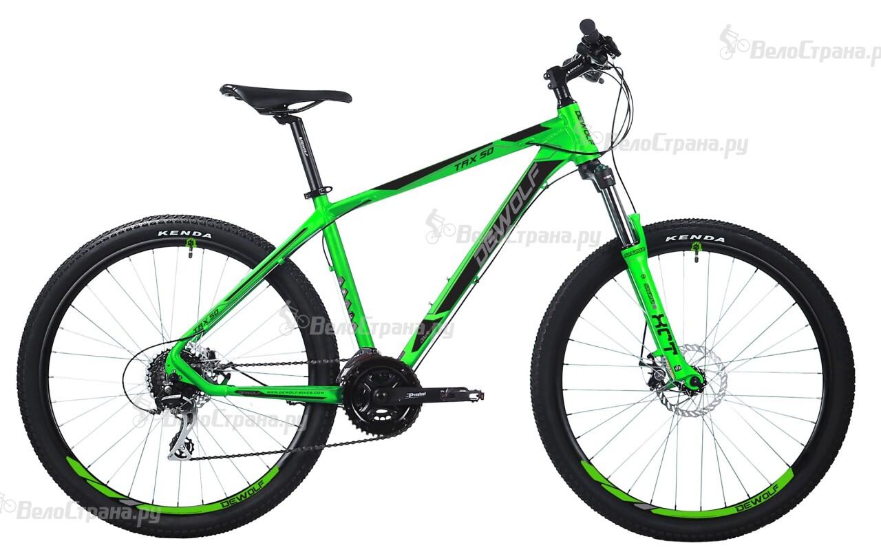Велосипед Dewolf TRX 50 (2018) велосипед dewolf trx 55 2017