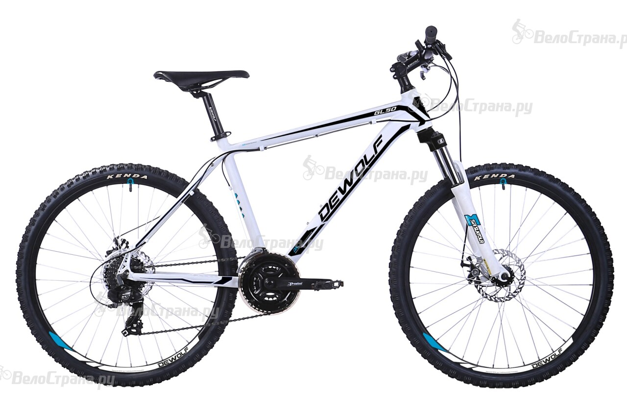 Велосипед Dewolf GL 50 (2018)