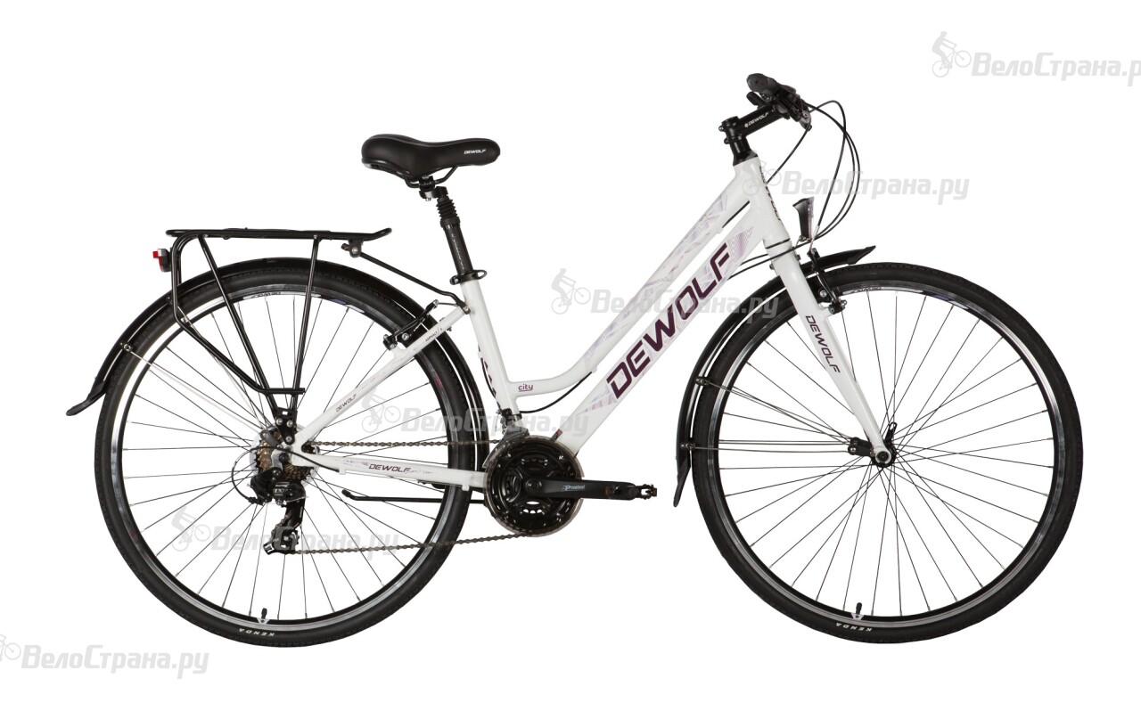 Велосипед Dewolf Asphalt F4 (2018)