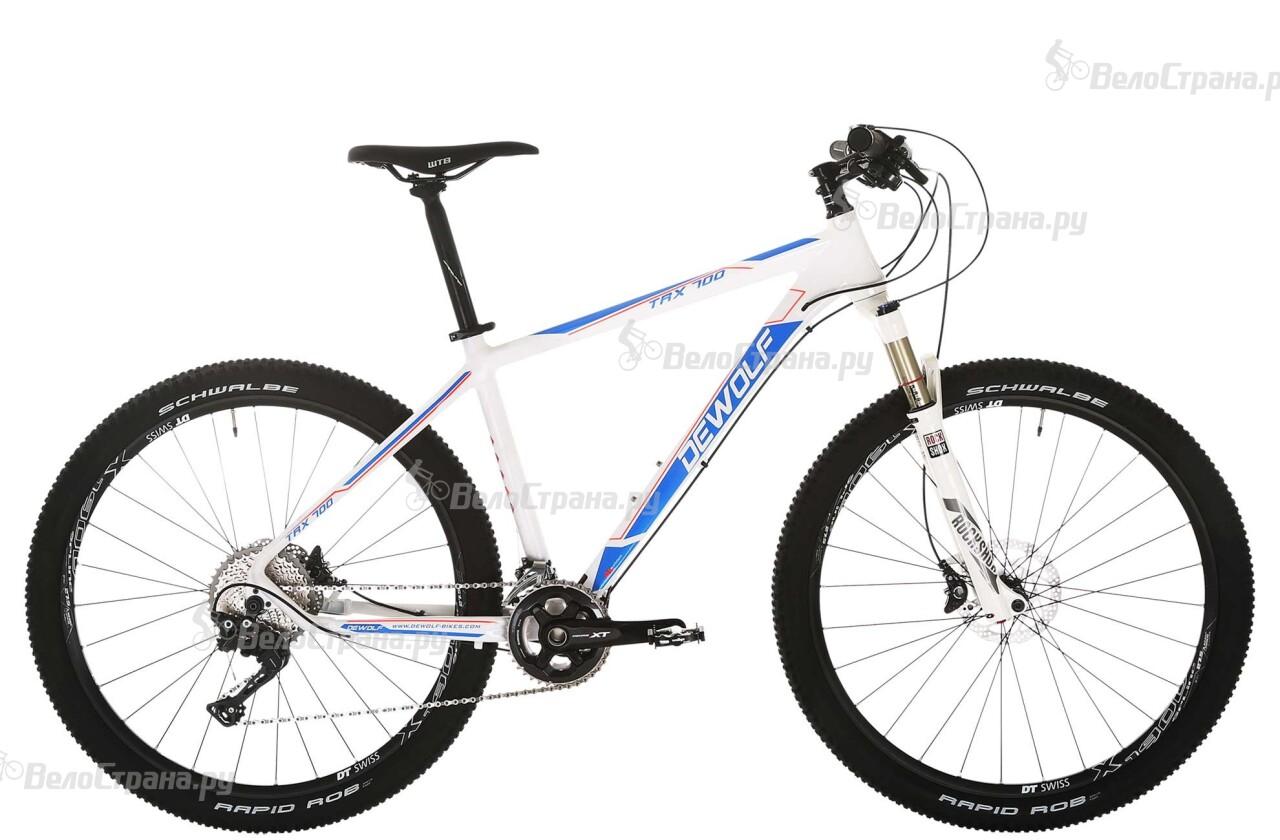 Велосипед Dewolf TRX 700 (2018) цена и фото