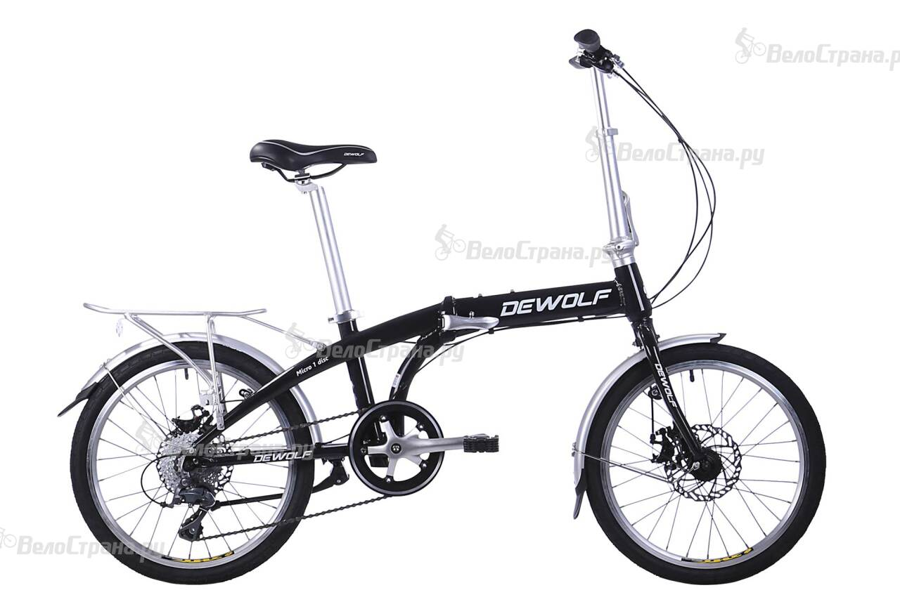 Велосипед Dewolf Micro 1 (2018)