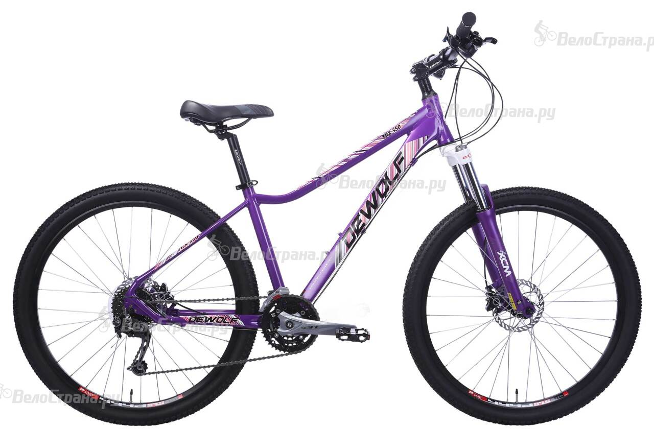 Велосипед Dewolf TRX 350 (2018)