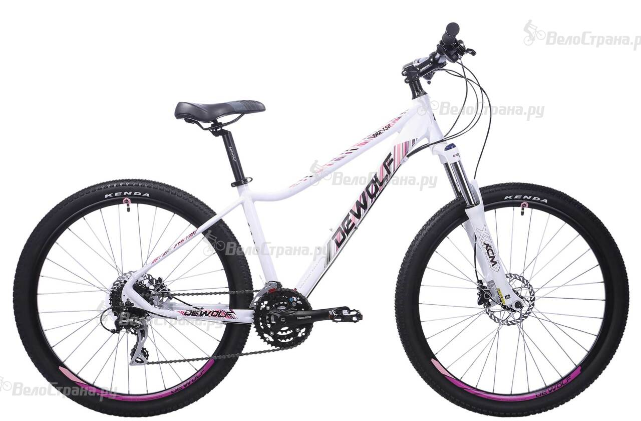 Велосипед Dewolf TRX 150 (2018) цена и фото