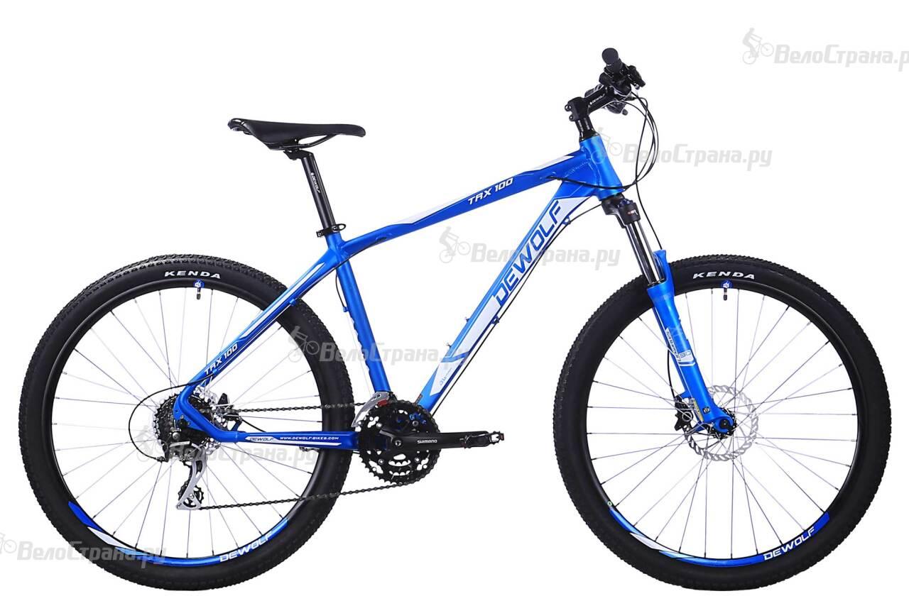 Велосипед Dewolf TRX 100 (2018) велосипед dewolf trx 55 2017