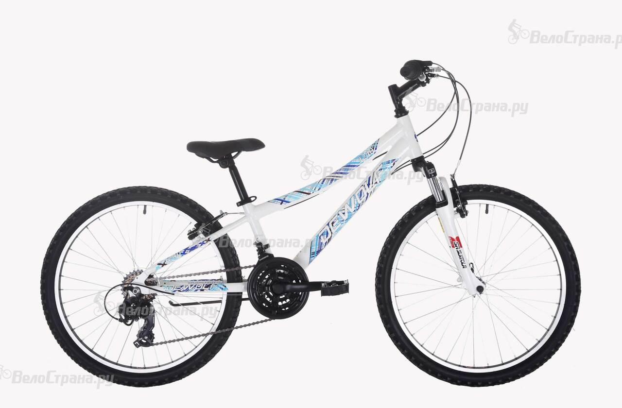Велосипед Dewolf J240 Girl (2018)