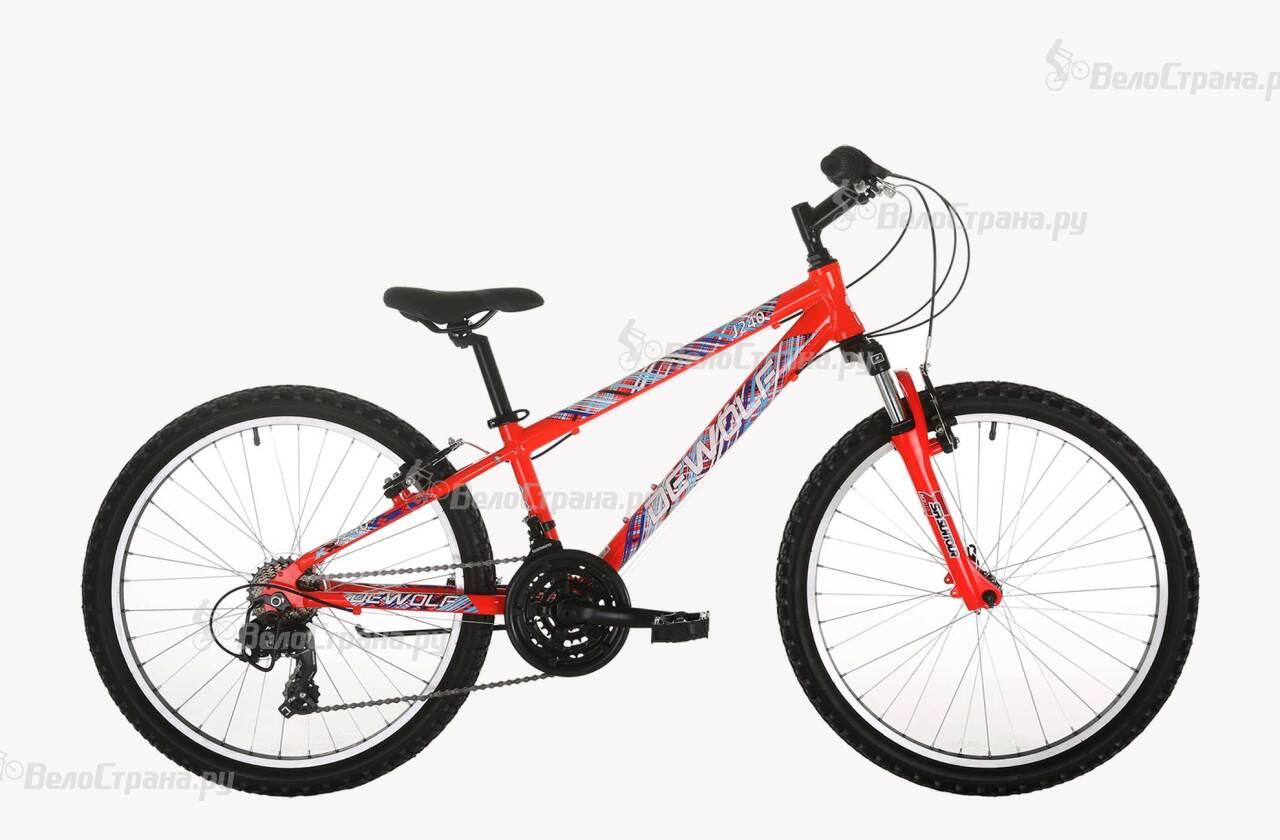 Велосипед Dewolf J240 Boy (2018)