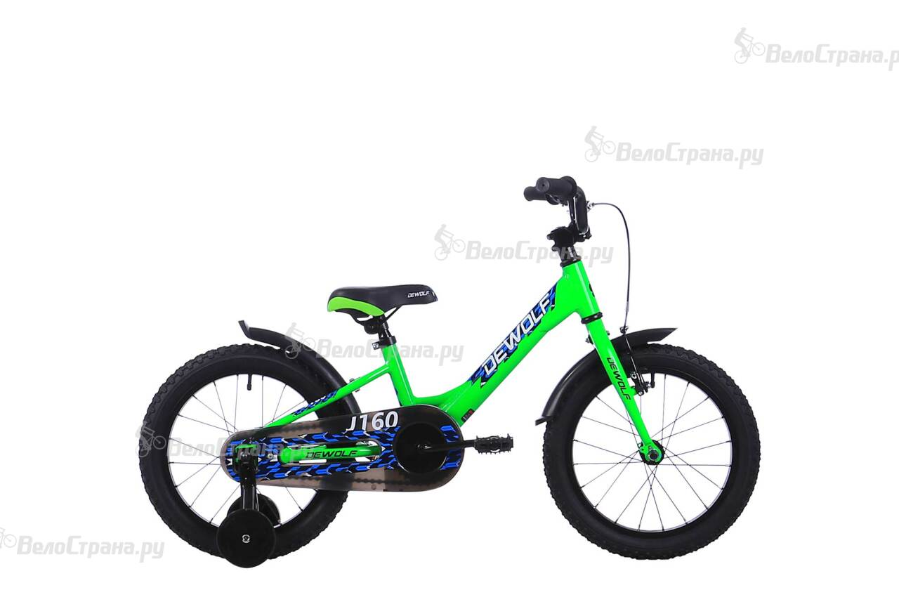 купить Велосипед Dewolf J160 Boy (2018) онлайн