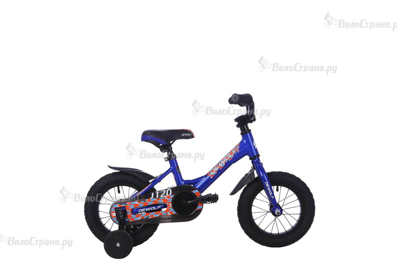Велосипед Dewolf J120 Boy (2018)