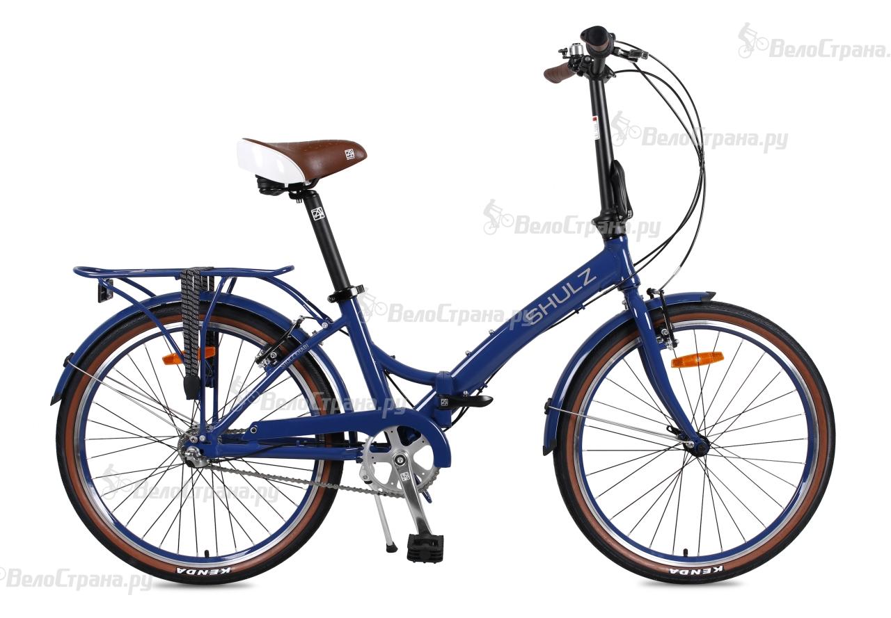 Велосипед Shulz Krabi V-brake (2018) for honda cb600f cb900f hornet cb1000r motorcycle upgrade front brake system radial brake master cylinder