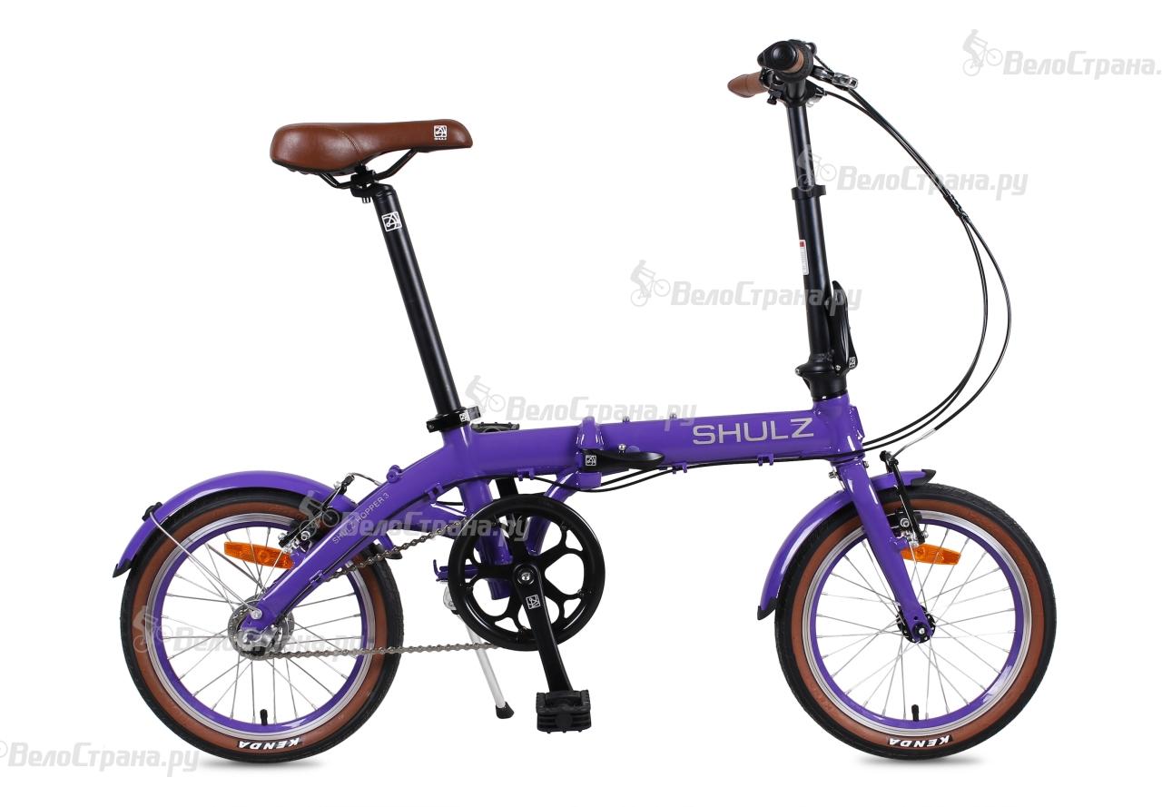 Велосипед Shulz Hopper 3 (2018) велосипед shulz goa 3 с 2015