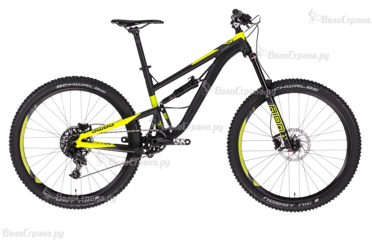 Велосипед Kellys SWAG 10 (2018) велосипед kellys swag 10 2015