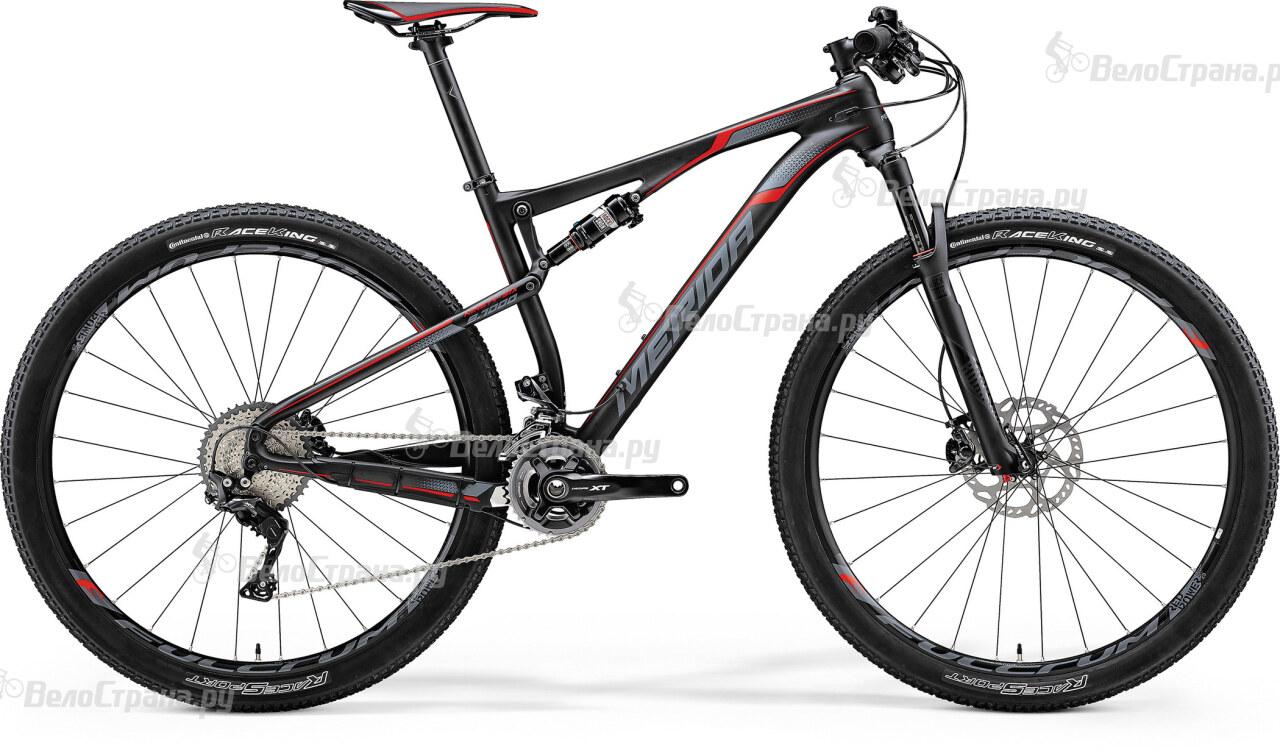Велосипед Merida Ninety-Six 9.7000 (2017) велосипед merida ninety six xt 29 2018
