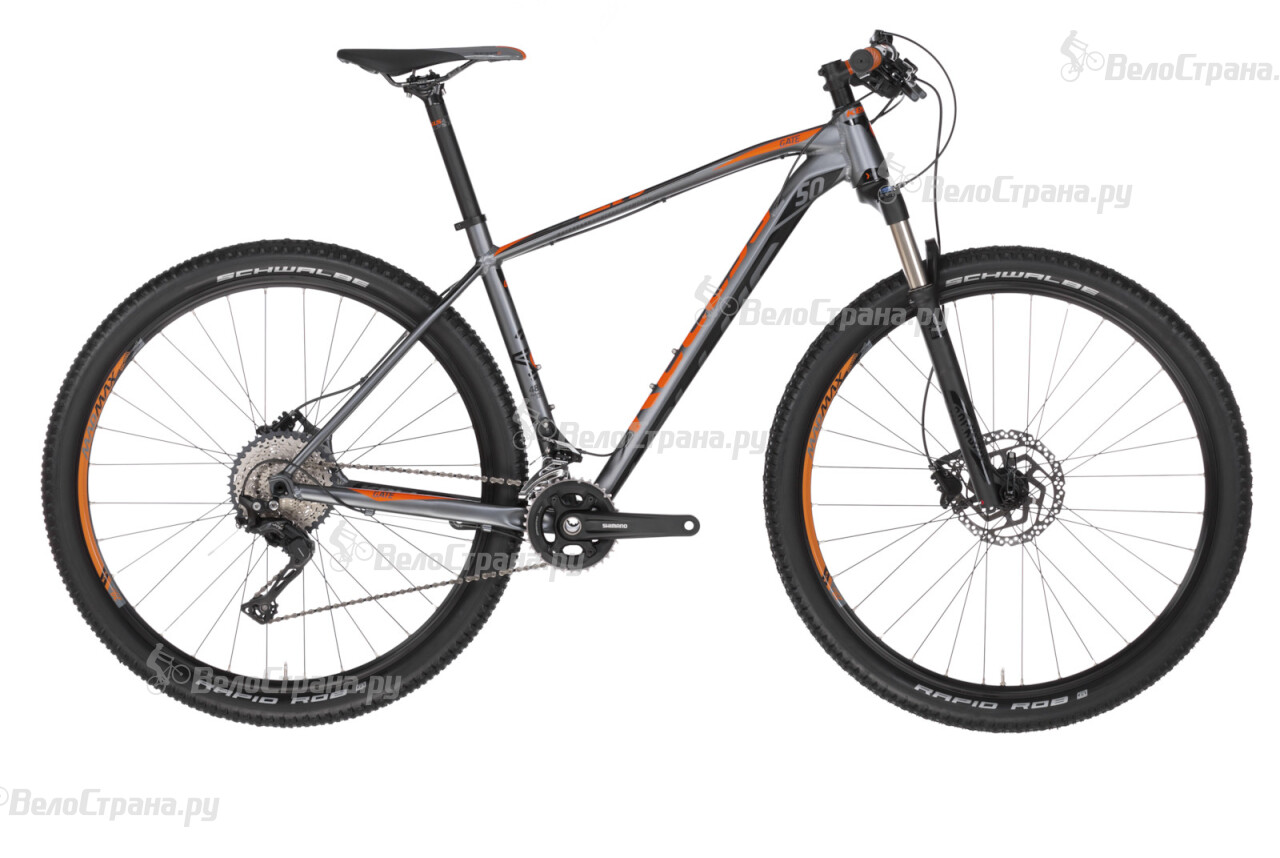 Велосипед Kellys GATE 50 29 (2018) велосипед kellys whip 50 2018
