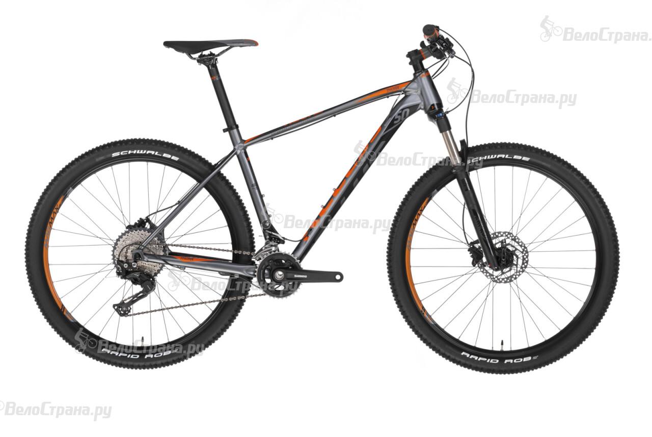 Велосипед Kellys THORX 50 27.5 (2018) велосипед kellys whip 50 2018