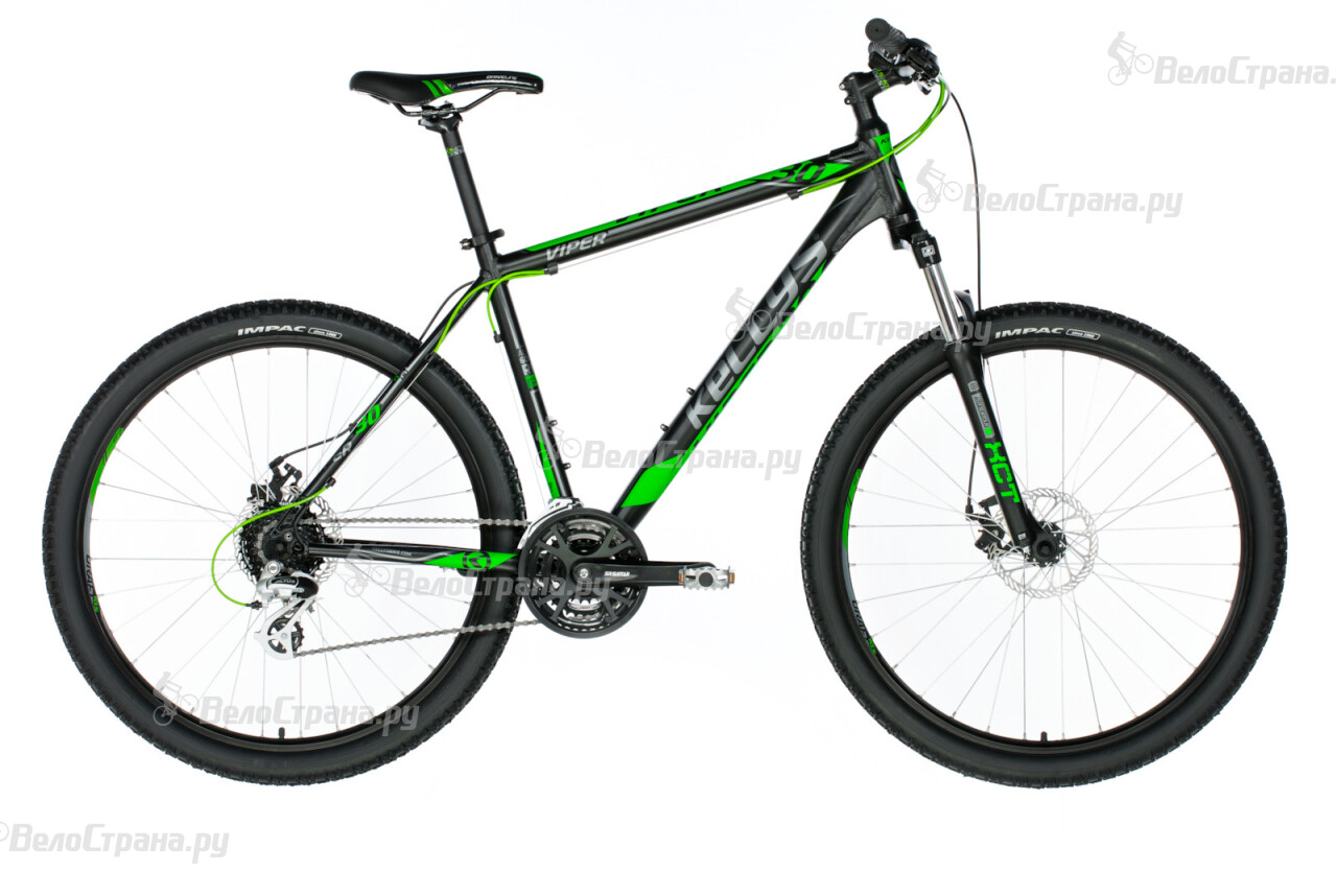 Велосипед Kellys VIPER 30 27.5 (2018)