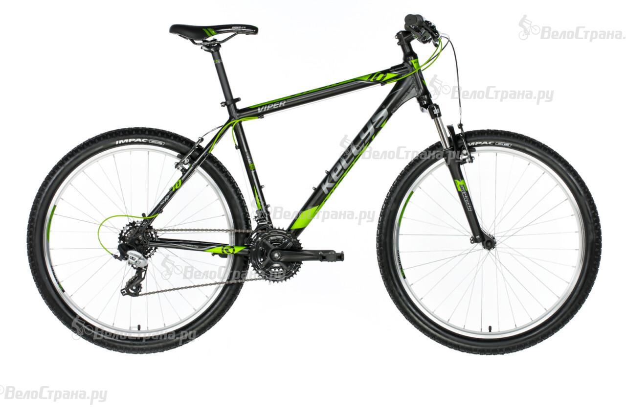 Велосипед Kellys VIPER 10 27.5 (2018)