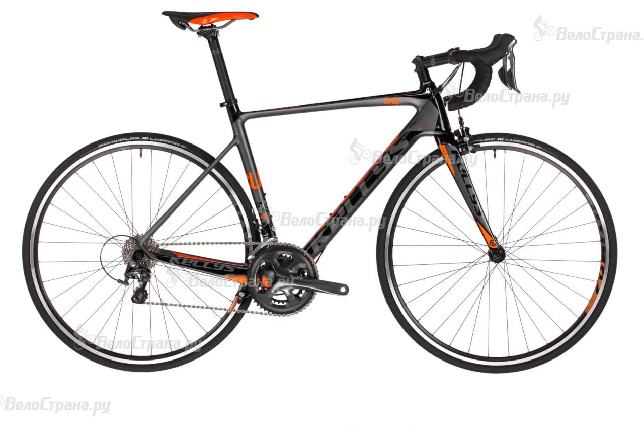 Велосипед Kellys URC 30 (2018) велосипед kellys slage 30 2018