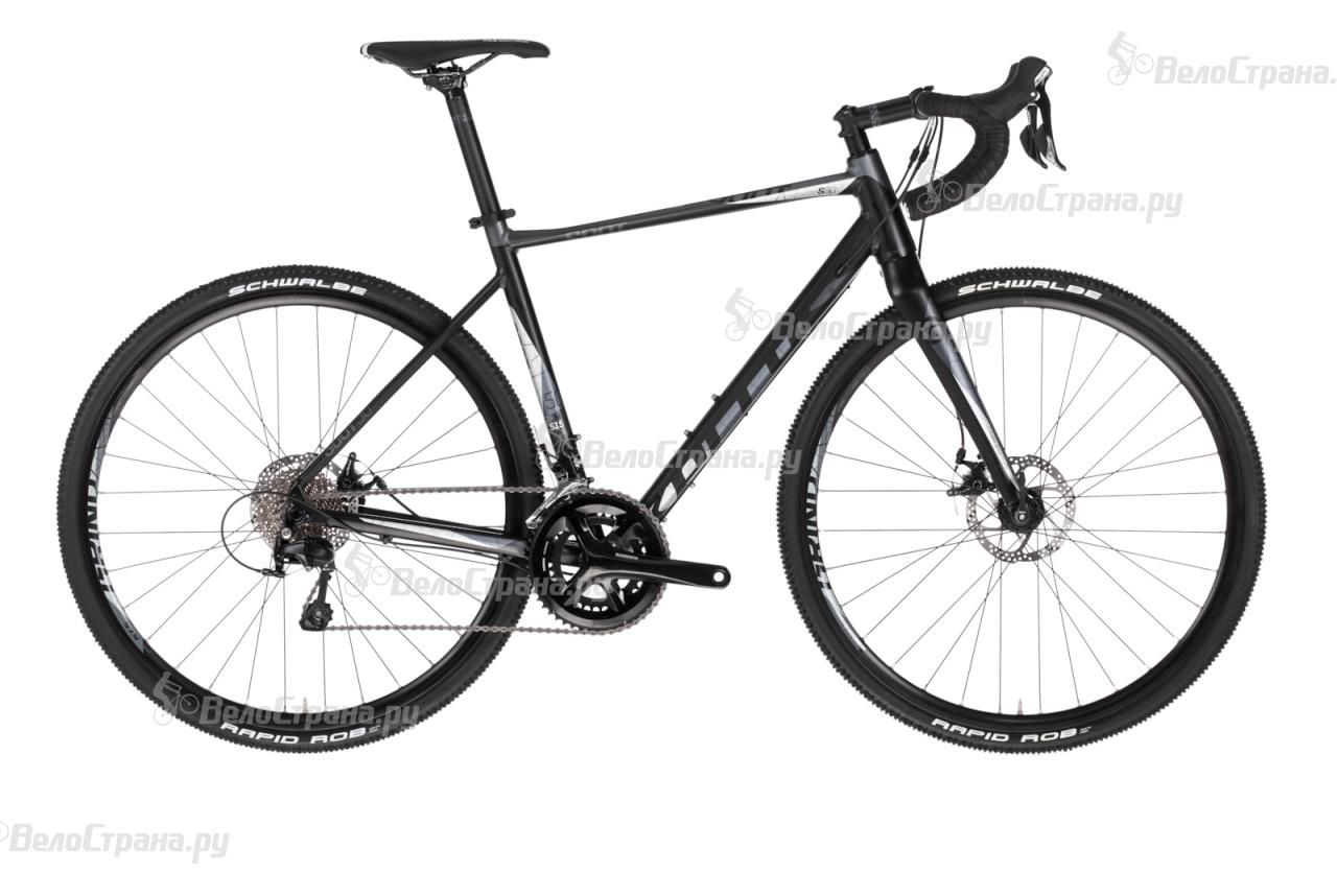 Велосипед Kellys SOOT 50 (2018) велосипед kellys whip 50 2018