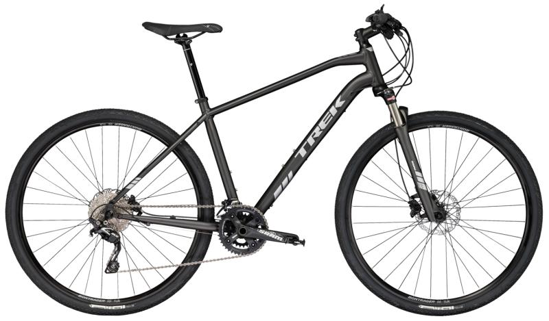 Купить Городской велосипед Trek DS 4 (2018)
