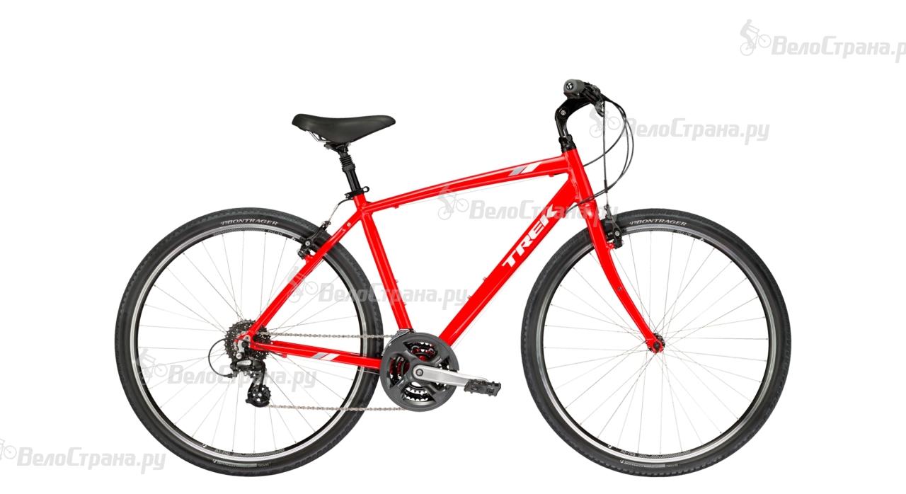 Велосипед Trek Verve 2 (2018) велосипед trek verve 2 2014
