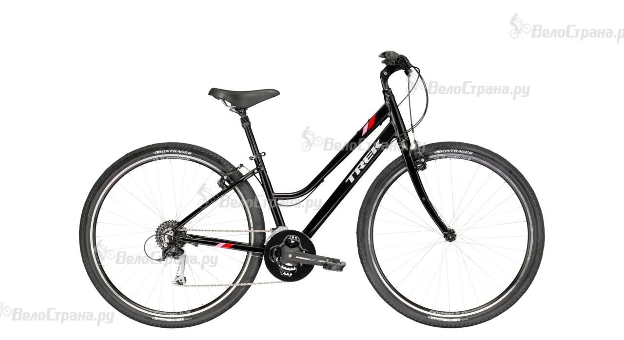 Велосипед Trek Verve 3 WSD (2018) велосипед trek neko 1 wsd 2018