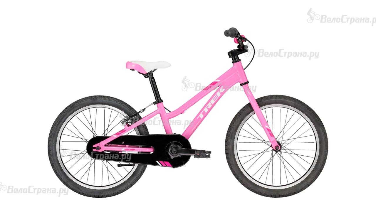 Велосипед Trek Precaliber 20 SS Girl's (2018)
