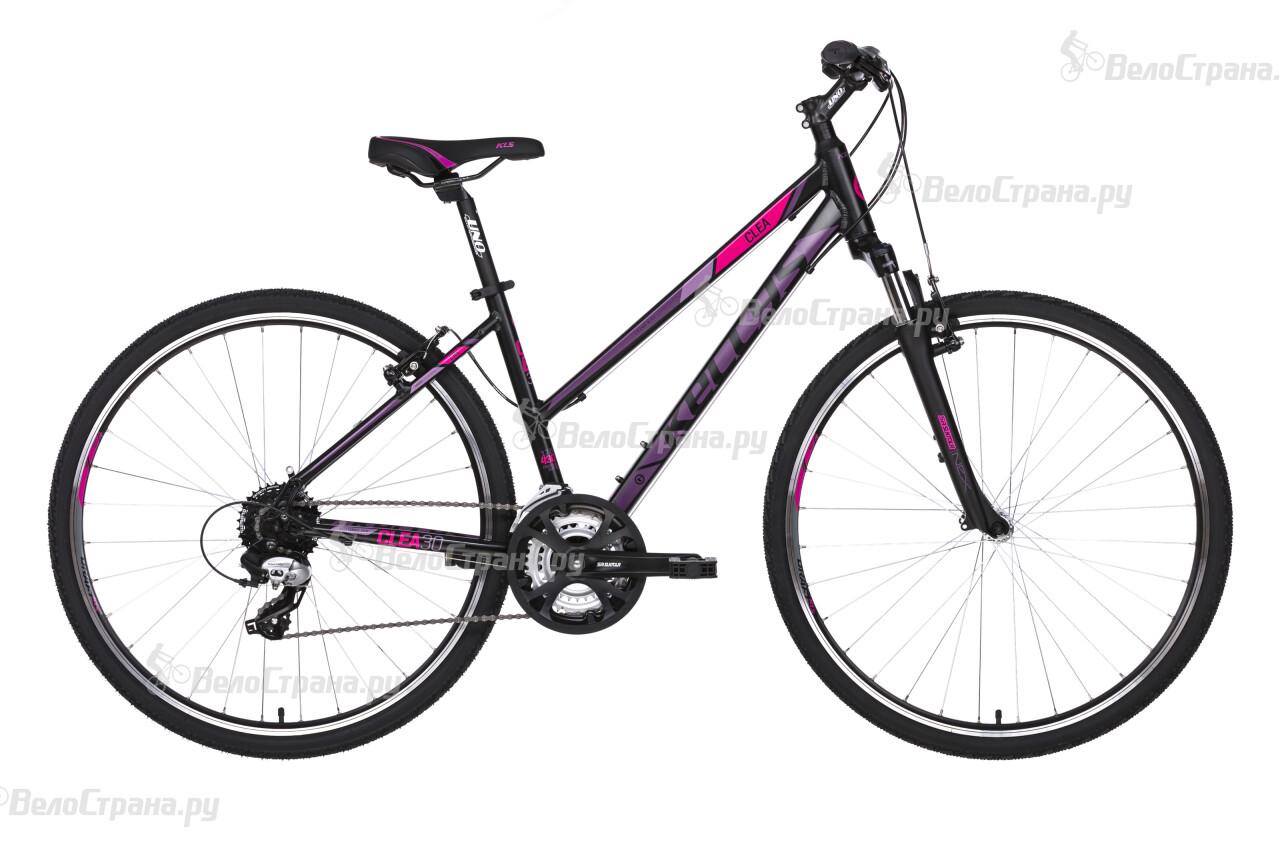 Велосипед Kellys CLEA 30 (2018) велосипед kellys slage 30 2018