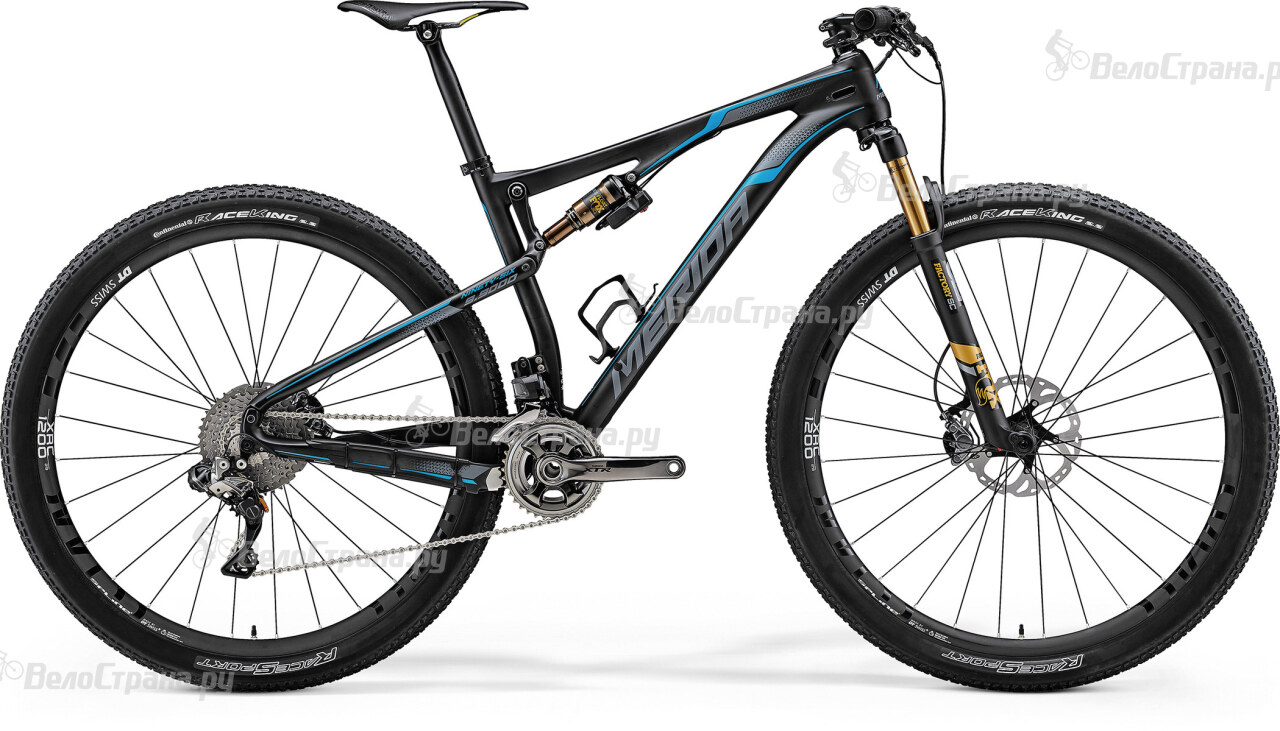Велосипед Merida Ninety-Six 7.9000-E (2017)