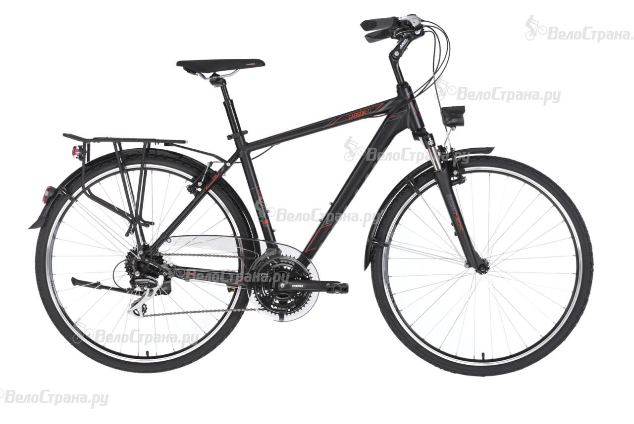 Велосипед Kellys CARSON 50 (2018) велосипед kellys whip 50 2018