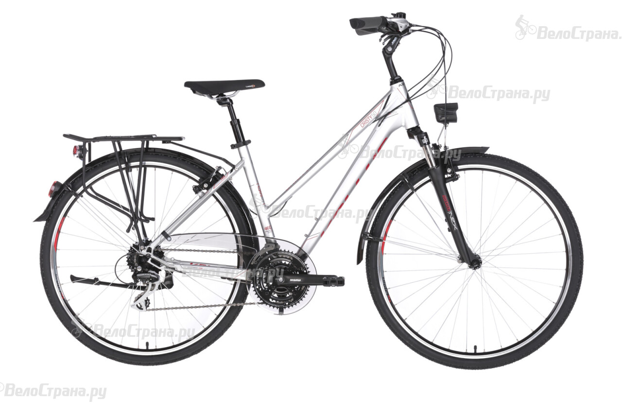 Велосипед Kellys CRISTY 50 (2018) велосипед kellys whip 50 2018