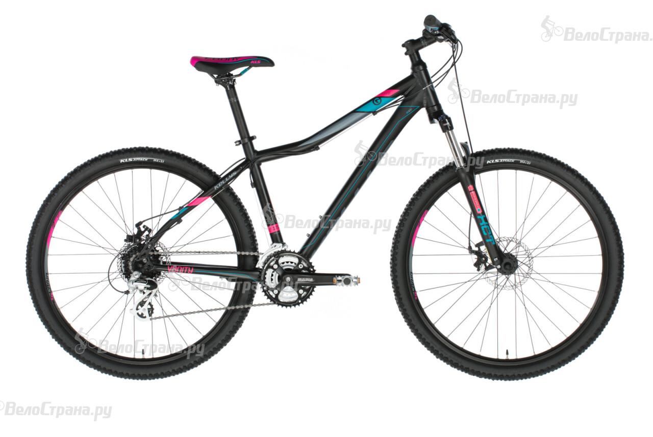 Велосипед Kellys VANITY 30 27.5 (2018) декор lord vanity quinta mirabilia grigio 20x56