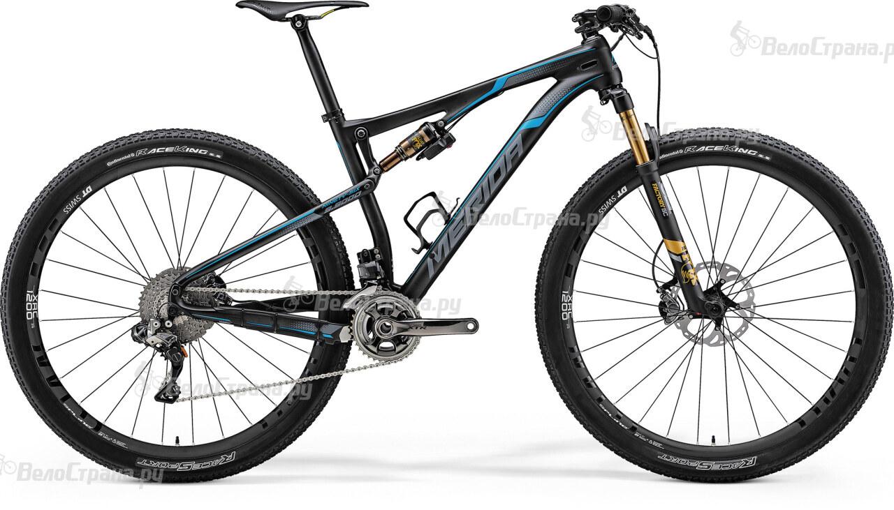 Велосипед Merida Ninety-Six 9.9000-E (2017)